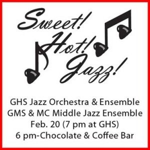 Bands to present Sweet Hot Jazz
