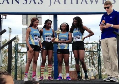 Grandview girls pursue second state title
