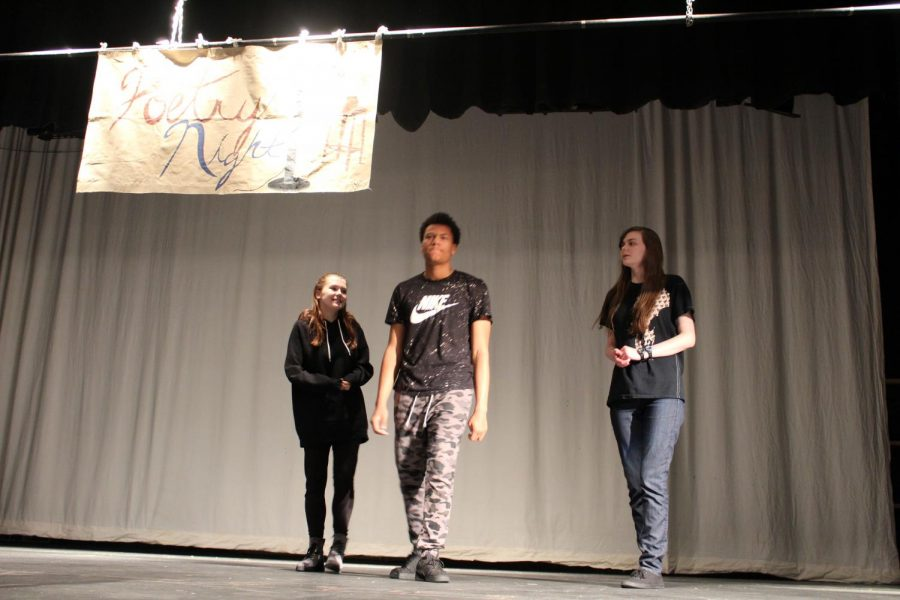 Poets impress audience during Poetry Night