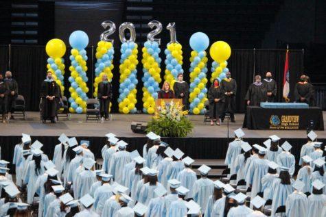 GHS seniors graduate: We did that!