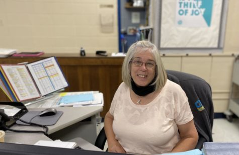 Miss Penny, longtime district employee, retires