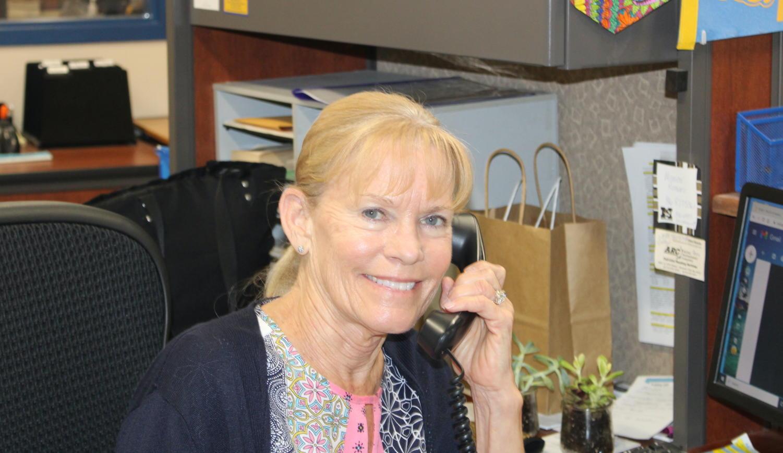 Secretary Terri Kurtz retires